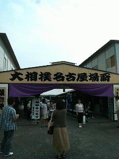 大相撲夏場所!